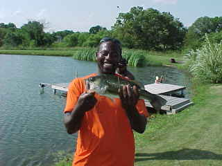 Lake shelbyville illinois fishing guide and pond fishing for Classic house 2004